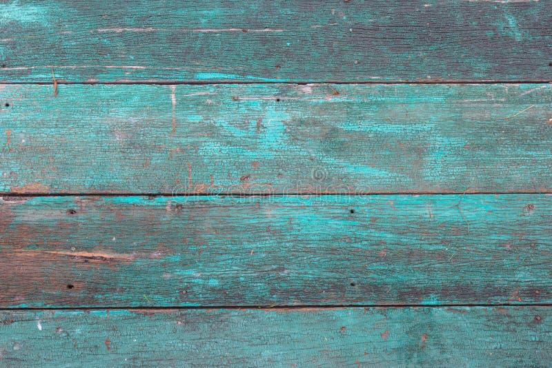 Starzy drewniani tła obraz royalty free