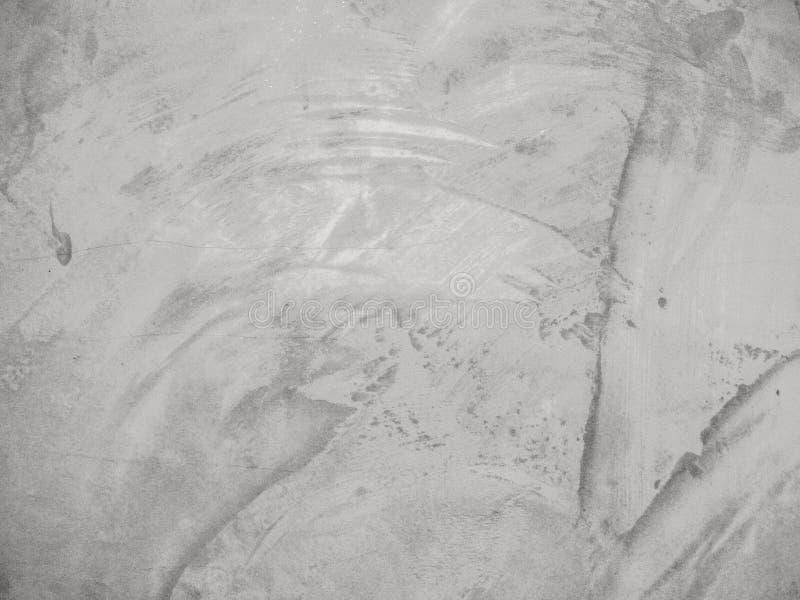 Starzy grunge tekstur tła, popielata betonowa ściana zdjęcie royalty free