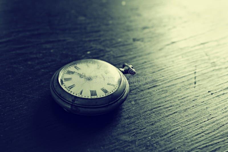Starzy zegarki zdjęcia stock