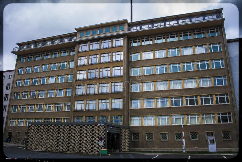 Stasi muzeum - Berlin obraz royalty free