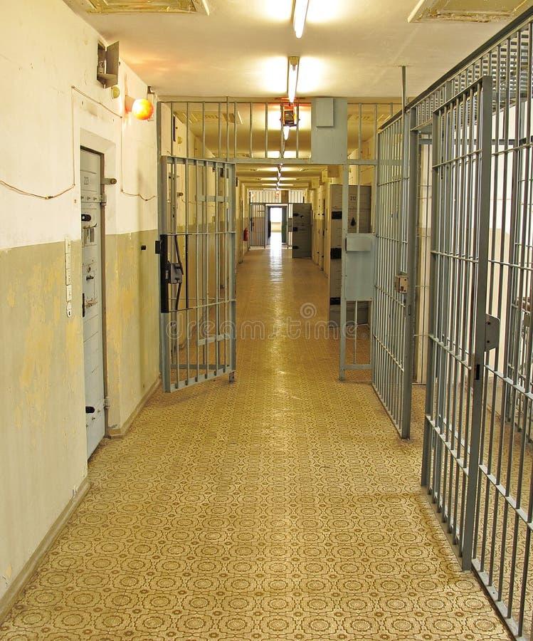 Stasi Prison Berlin fotos de archivo