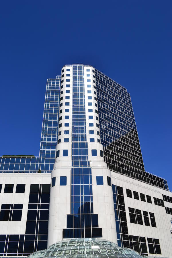 State-of-the-art Building Royalty Free Stock Photography