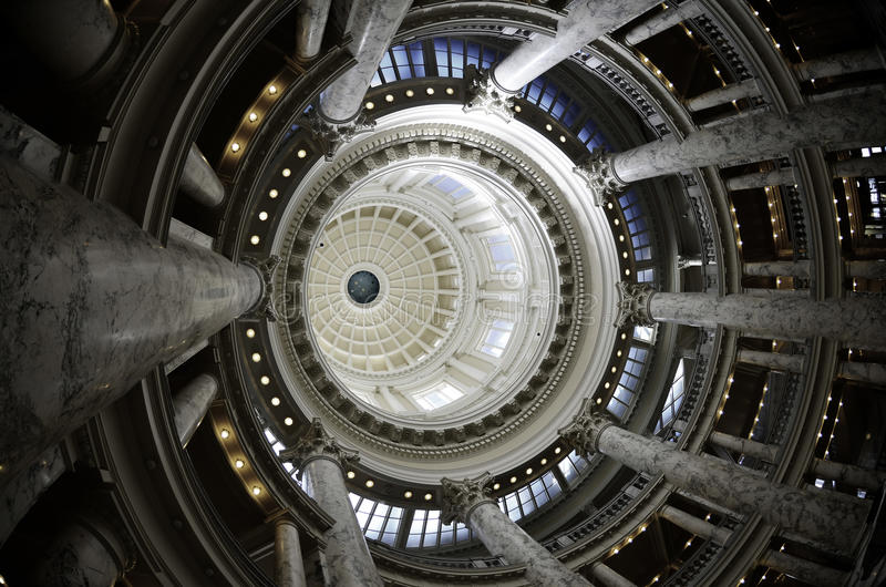 State Capital Building Dome