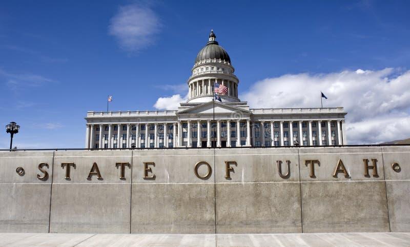 Download State Capital in Utah. stock photo. Image of salt, classic - 24410678