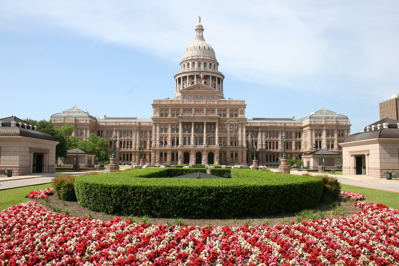 State Capitol stock photography