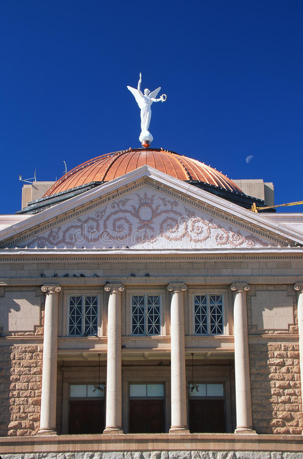 State Capitol of Arizona royalty free stock photos