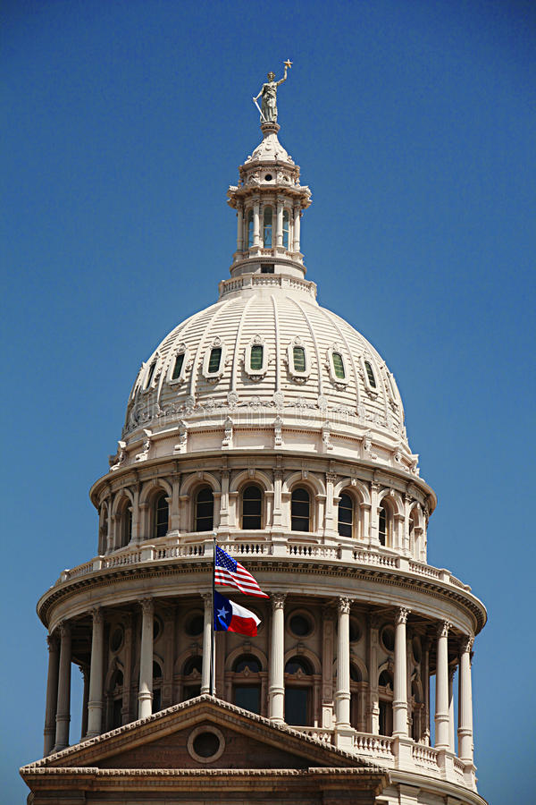 State Capitol Building in Austin, Texas royalty free stock photos