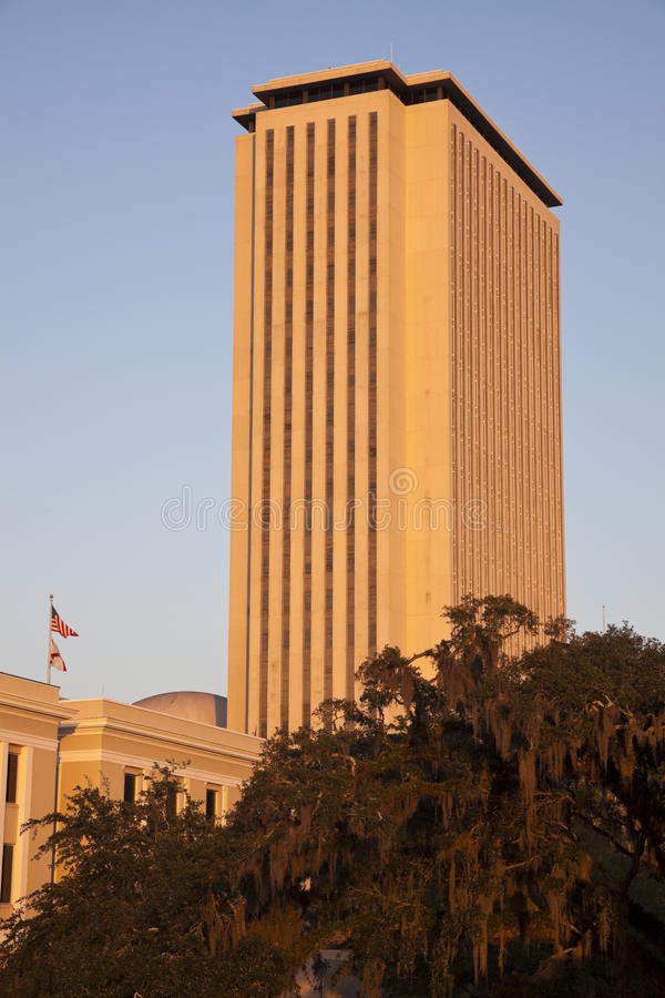 Download State Capitol Building In Tallahassee Stock Photo - Image: 22889628