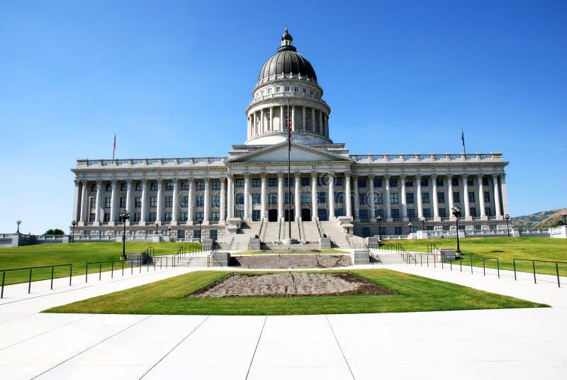 State Capitol in Salt Lake City, Utah, USA stock photos