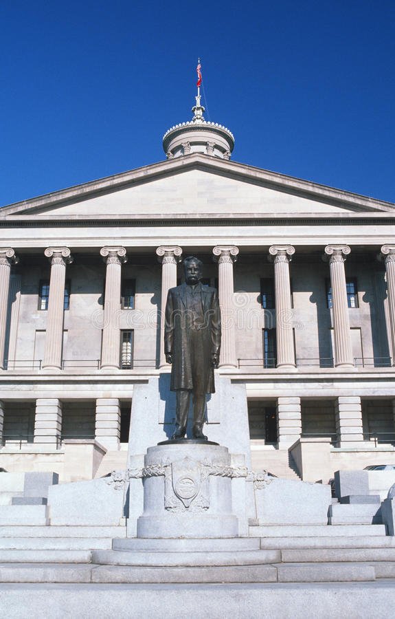 Download State Capitol Of Tennessee, Stock Photo - Image: 23169232