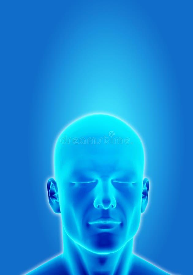 State of Mind royalty free illustration