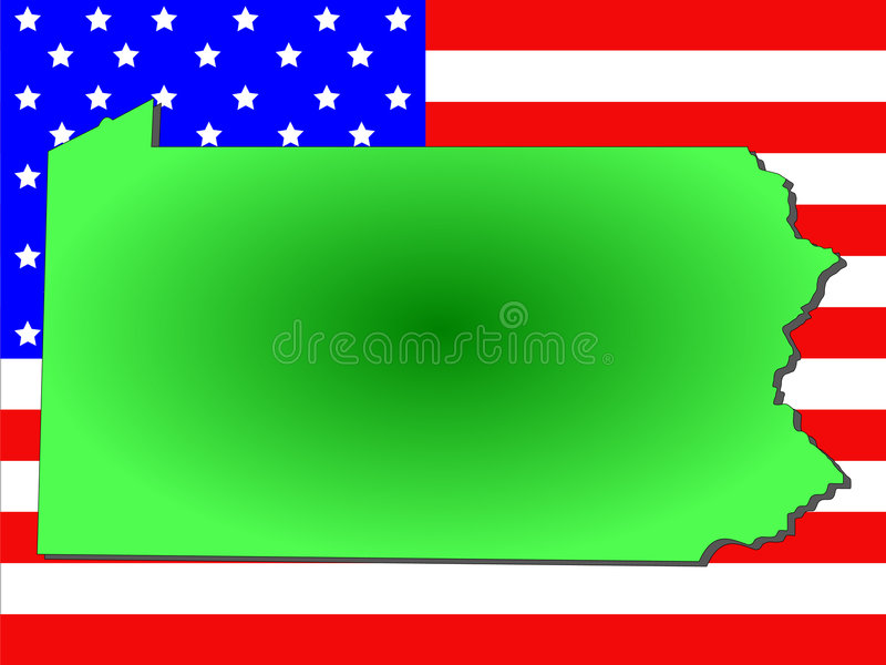 Download State Of Pennsylvania Royalty Free Stock Photos - Image: 2396718