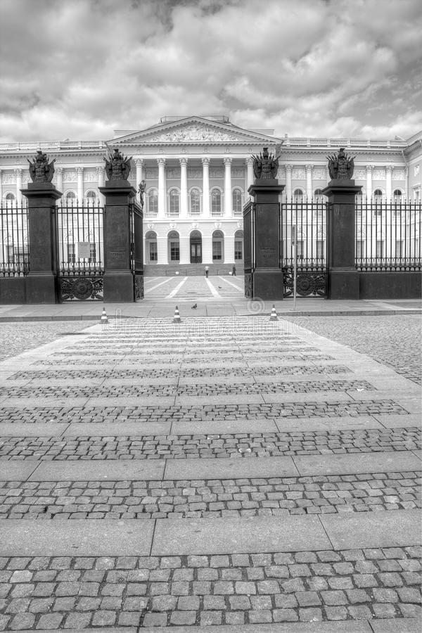 State Russian Museum royalty free stock photography