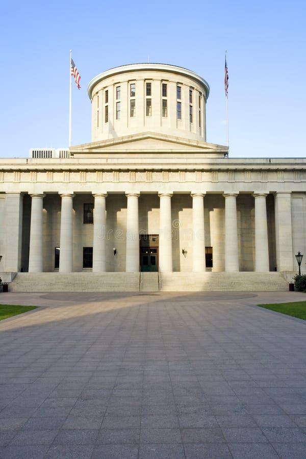 Statehouse de l'Ohio photo libre de droits