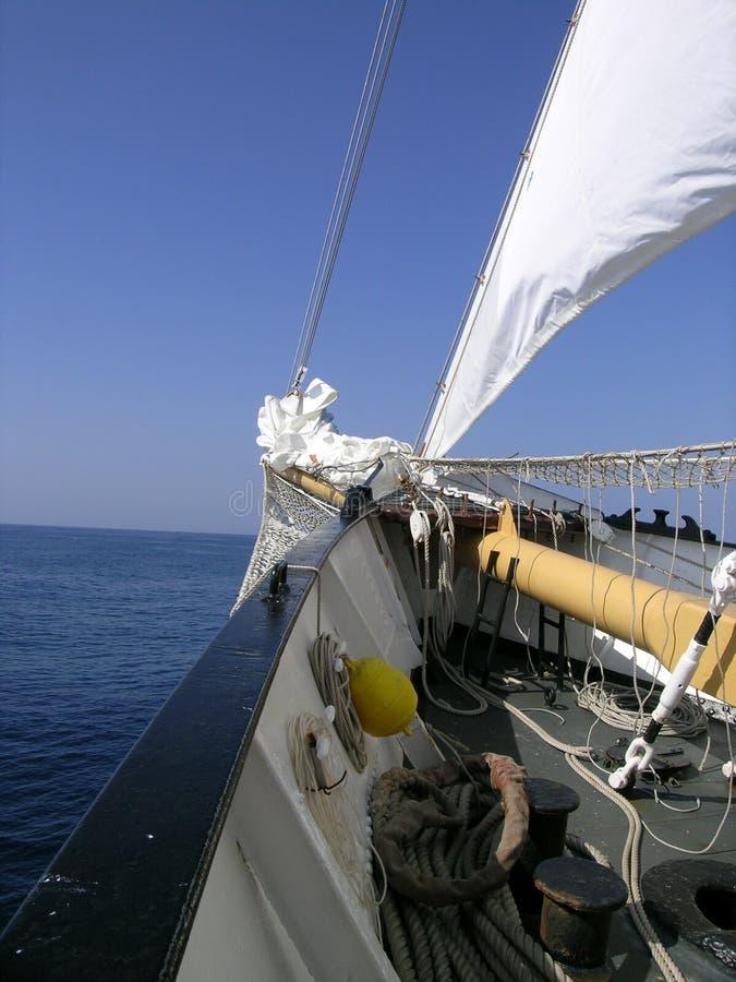 statek żeglując zdjęcia royalty free