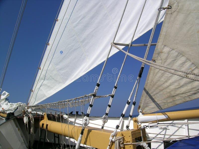 statek żeglując obrazy stock
