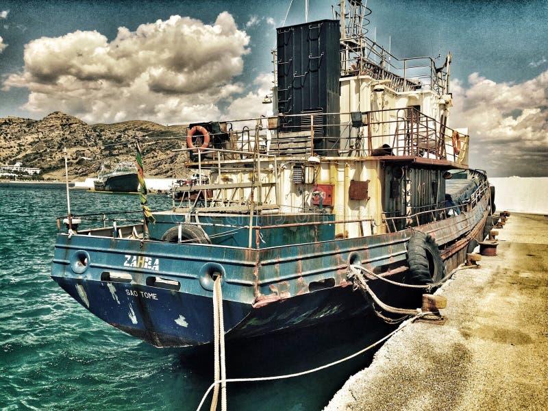 Statek fotografia royalty free