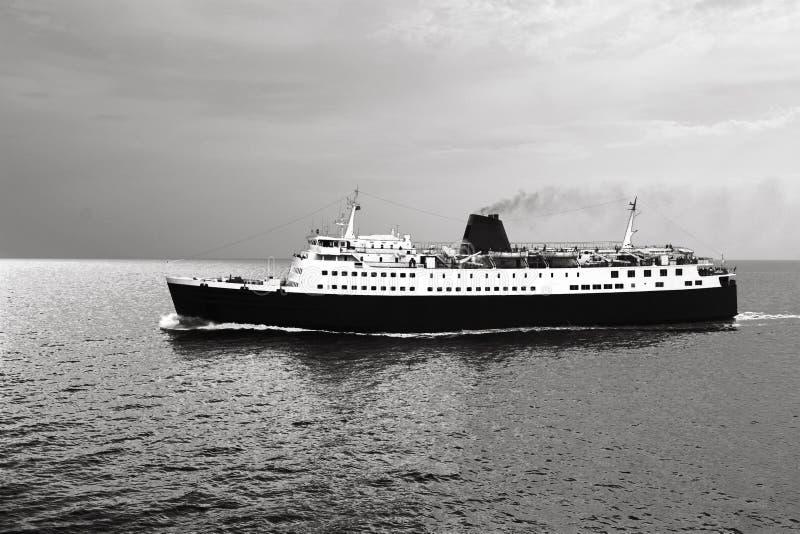 statek liniowa obraz royalty free
