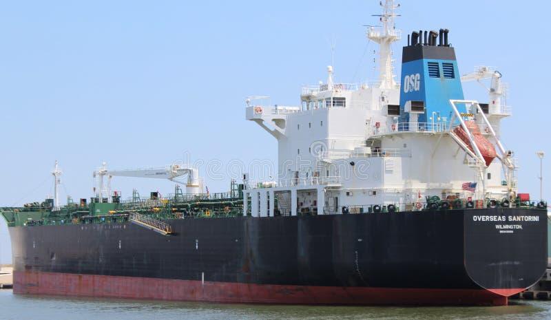 Statek przy dokiem zdjęcie royalty free