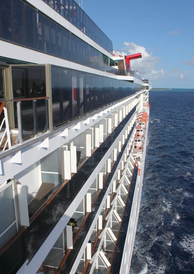 statek strona obrazy stock