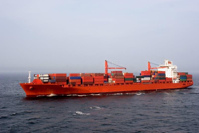 statek towarowy zdjęcie stock
