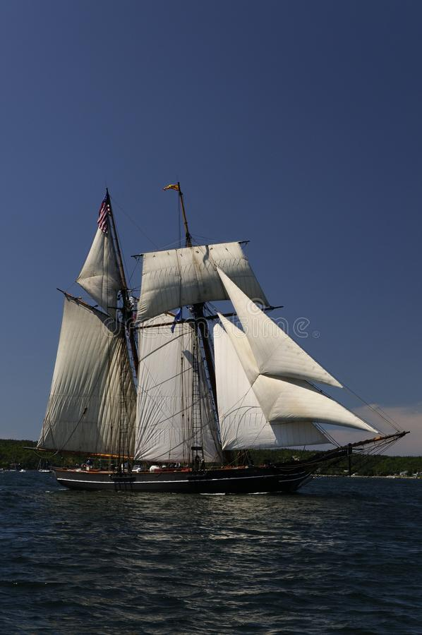 statek wysoki obrazy stock