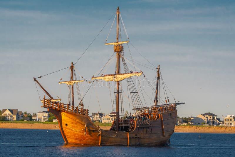 statek wysoki obraz stock