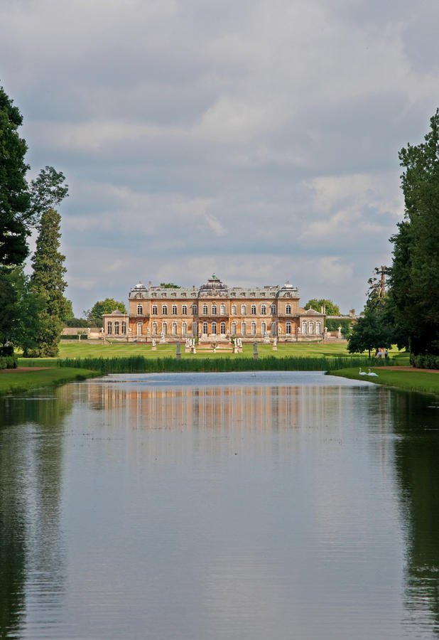 Download Stately Home stock image. Image of british, home, institute - 20445153