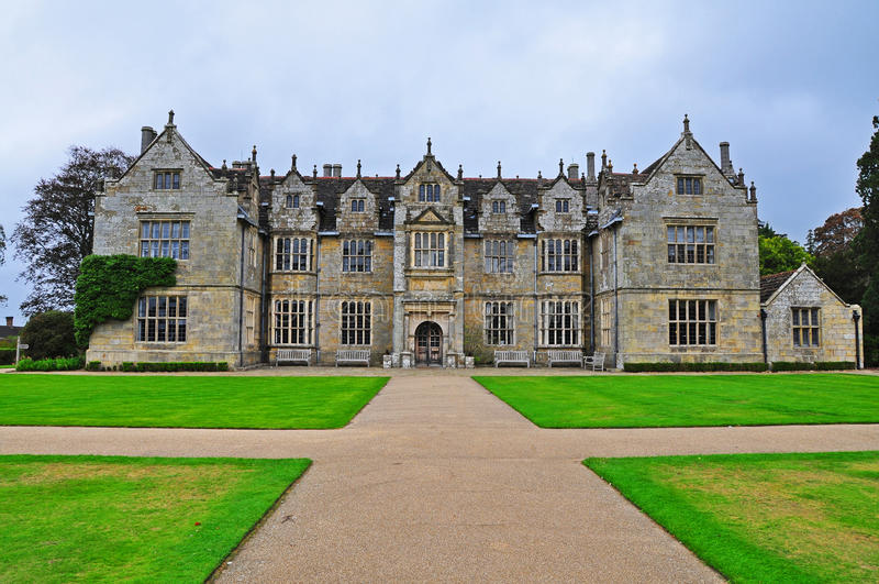 The Stately Home royalty free stock image