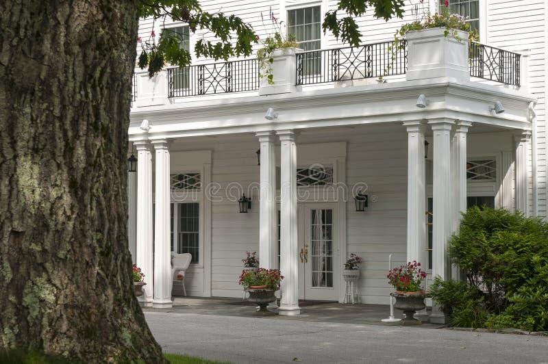 Download Stately mansion entrance stock image. Image of estate - 33115045