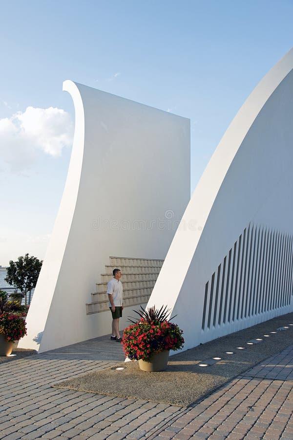 Free Staten Island 9/11 Memorial, New York Stock Photos - 20809053