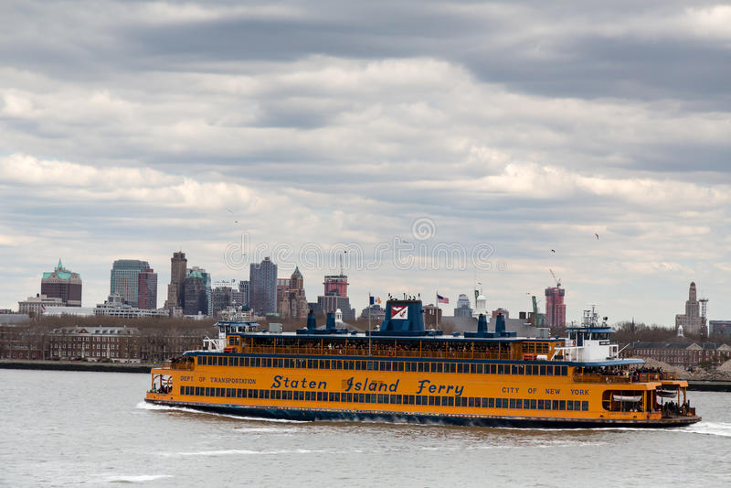 Staten Island Ferry stockfotos