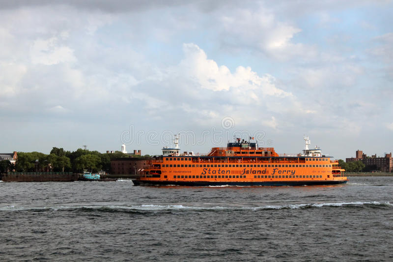 Staten Island Ferry stock photos