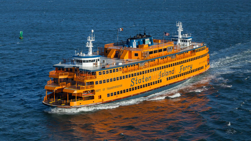 Staten Island Ferry stock photo