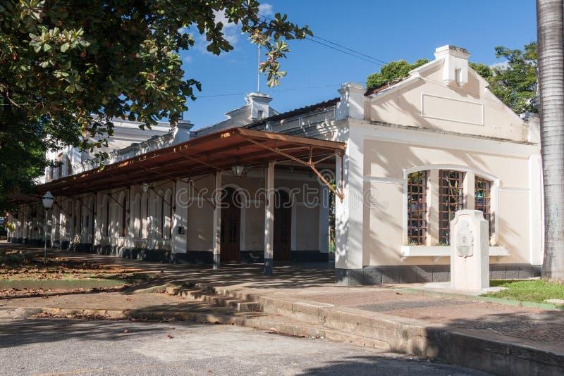Station in Amparo stock foto
