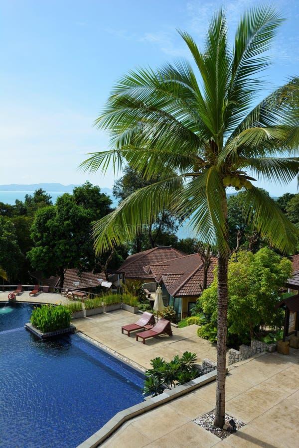 Station balnéaire à Phuket photos libres de droits