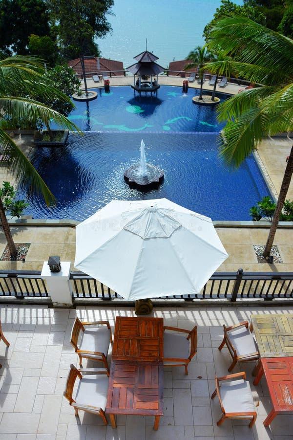 Station balnéaire à Phuket photo libre de droits
