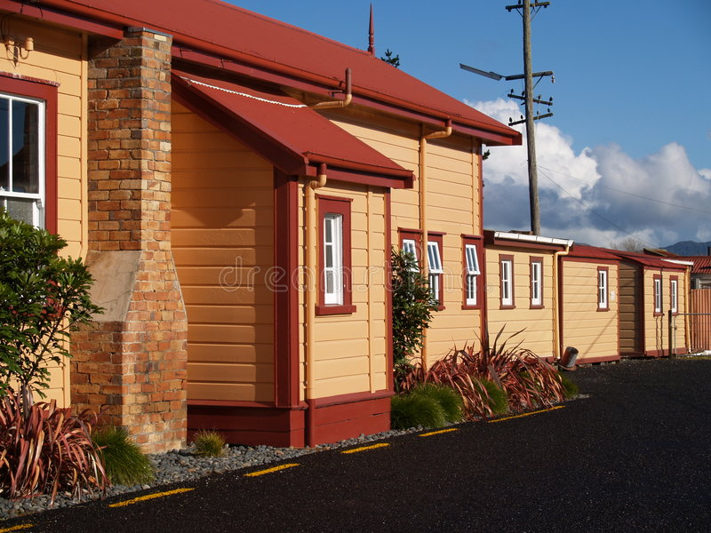 Download Station buildings stock photo. Image of railway, restored - 5752054