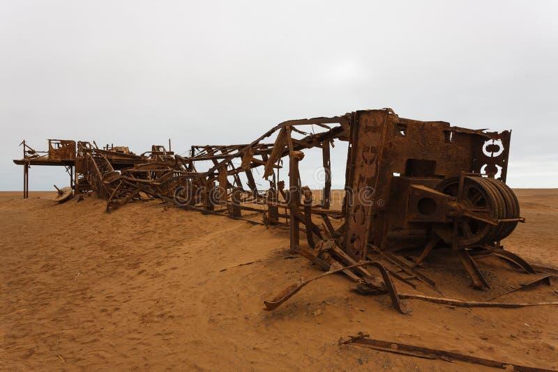 Station d'extraction de l'huile photographie stock