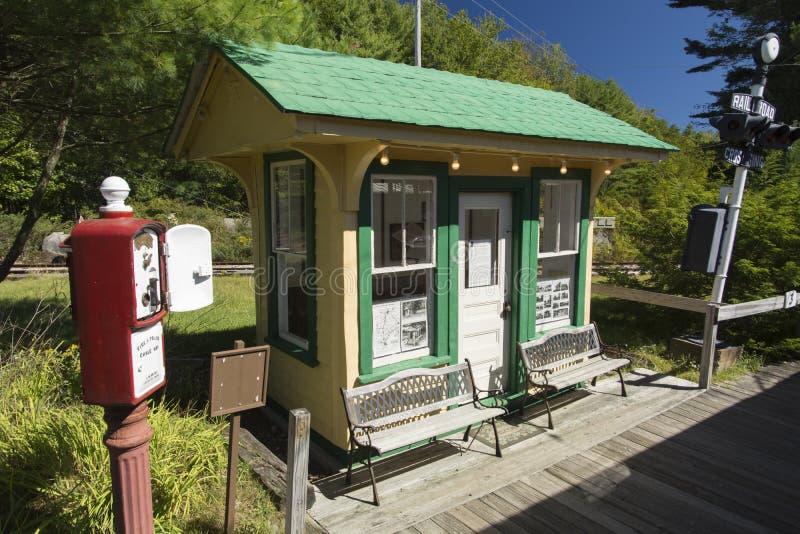 Station de colline de Morrison images stock