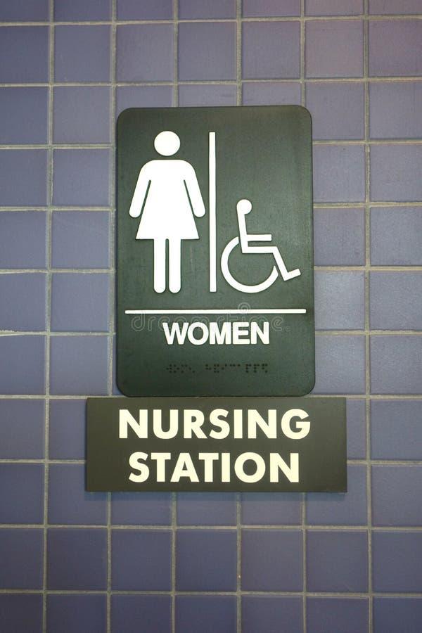 Station de soins photos stock