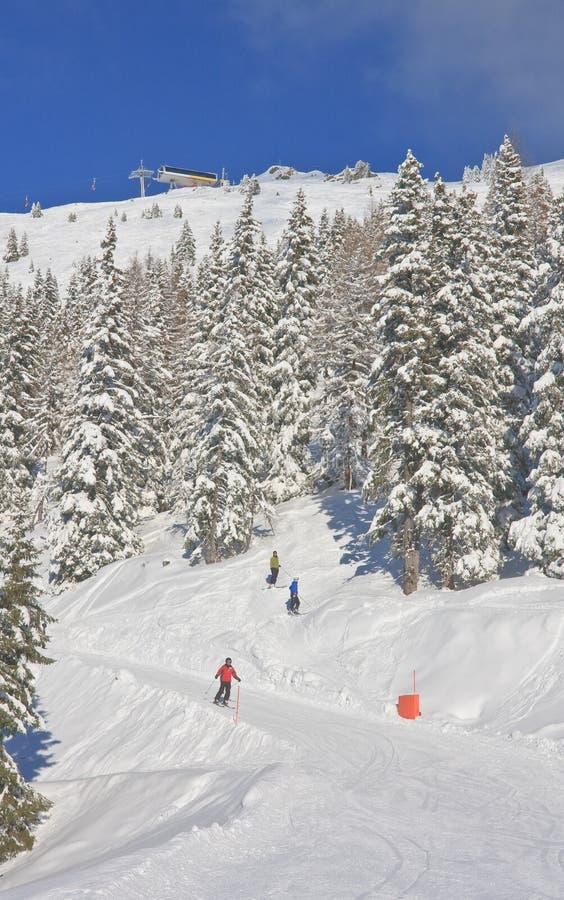 Download Station De Sports D'hiver Schladming L'autriche Photo éditorial - Image du pente, outside: 45365741