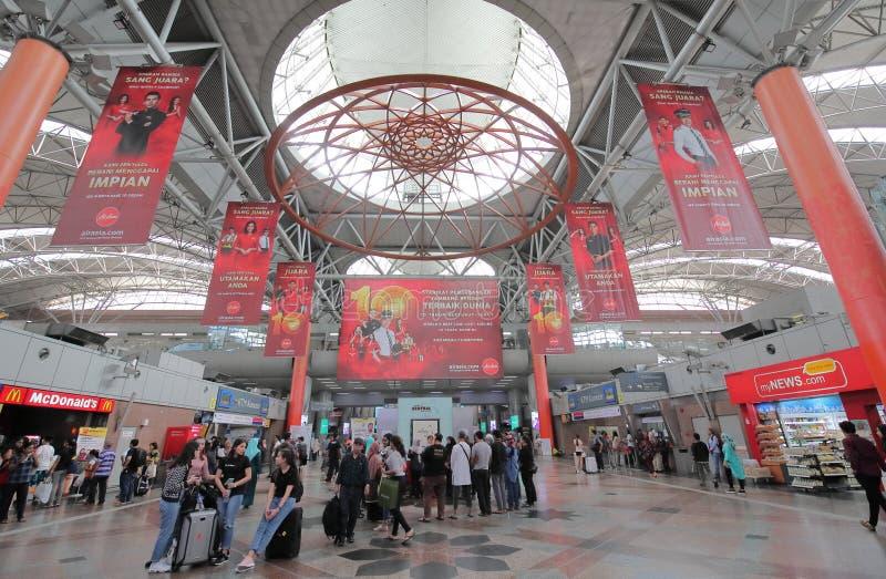 Station de train Kuala Lumpur Malaysia photos libres de droits