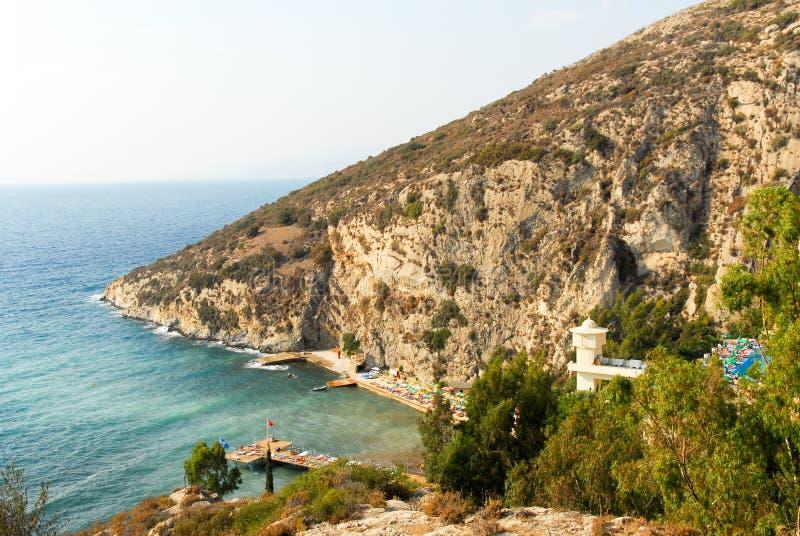 Station de vacances de Kusadasi, Turquie photo stock
