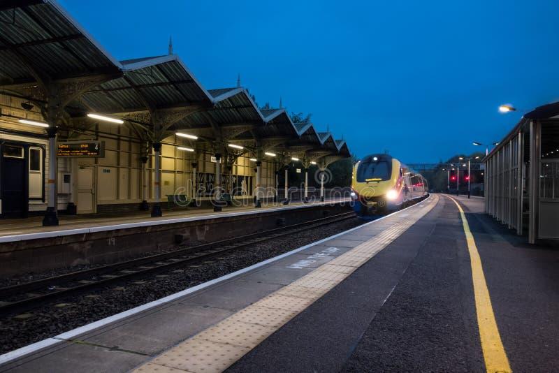 Download Station stock image. Image of england, train, transport - 34924145