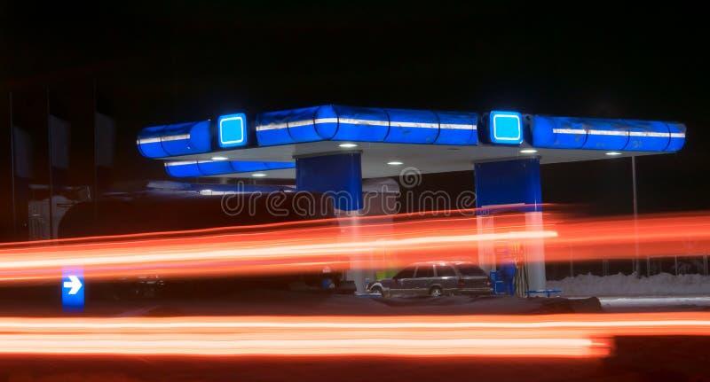 Station en hiver photos libres de droits