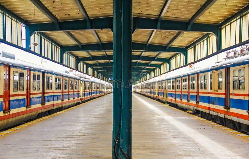 Station in Istanboel Haydarpasa royalty-vrije stock foto