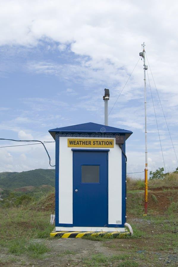 Station météorologique image stock