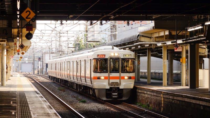 Station in Osaka, Japan stock foto