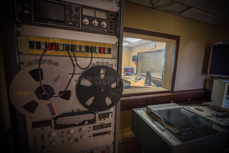 Station of radio stock photos